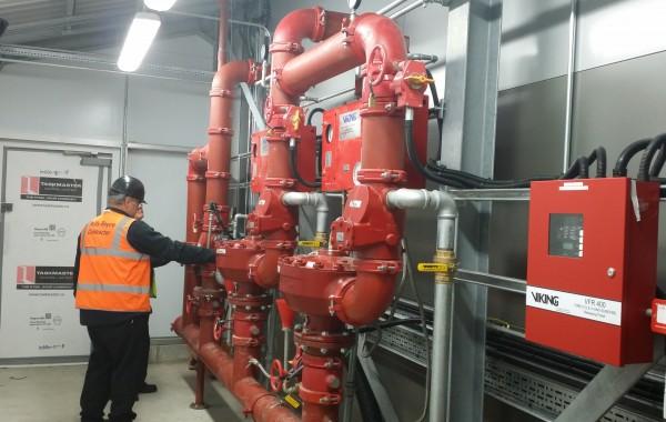 Rolls Royce Marine Engines – Filton, Bristol
